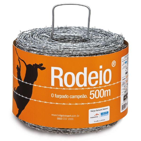 Arame Farpado Rodeio