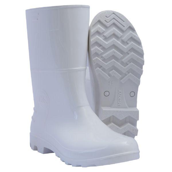 Bota PVC Branca