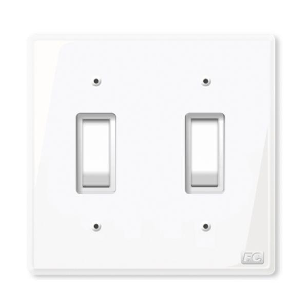 Conjunto 2 Interruptores