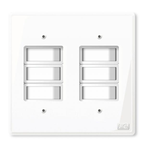 Conjunto 6 Interruptores