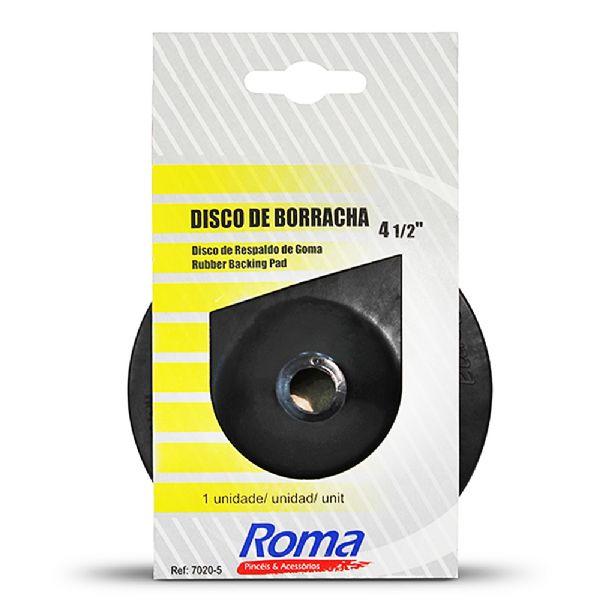Disco de Borracha
