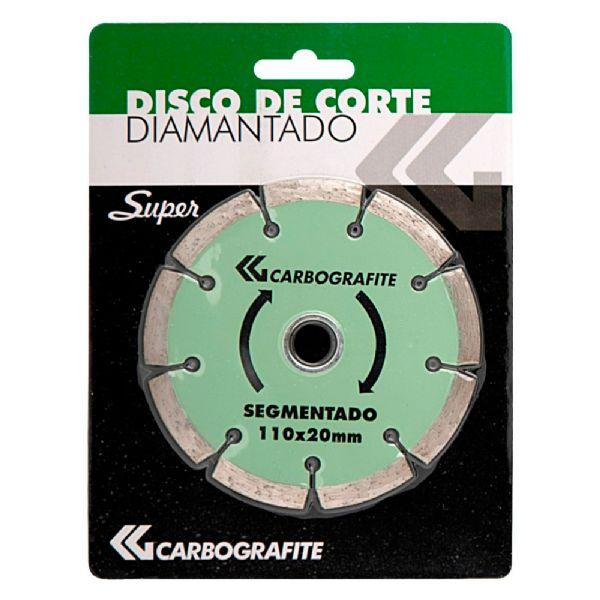 Disco Diamantado Segmentado