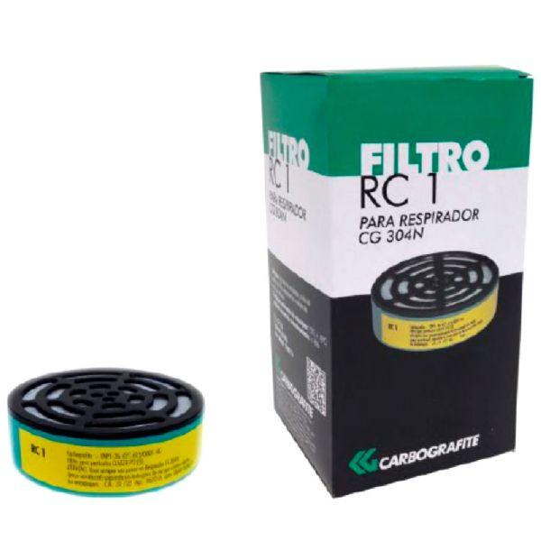 Filtro RC 1