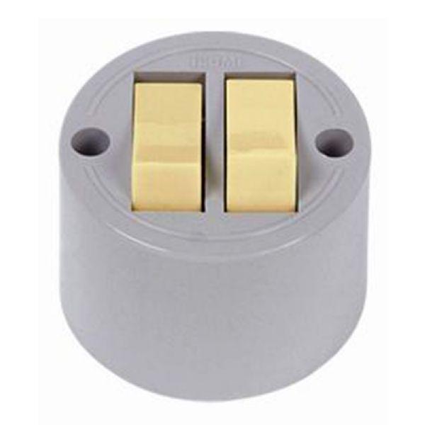 Interruptor Sobrepor 2 Teclas