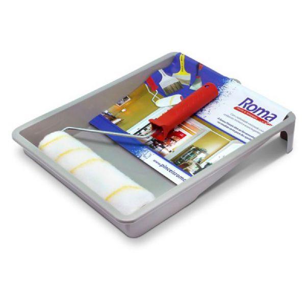 Kit de Pintura Anti-Respingo 3 Peças