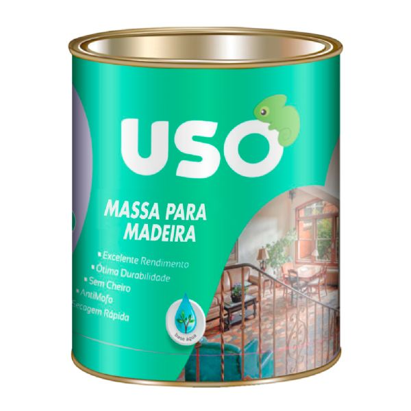 Massa para Madeira