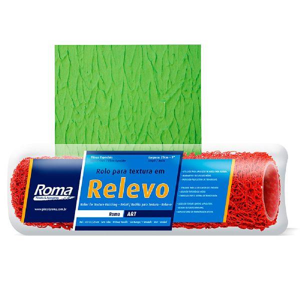 Rolo para Textura Relevo