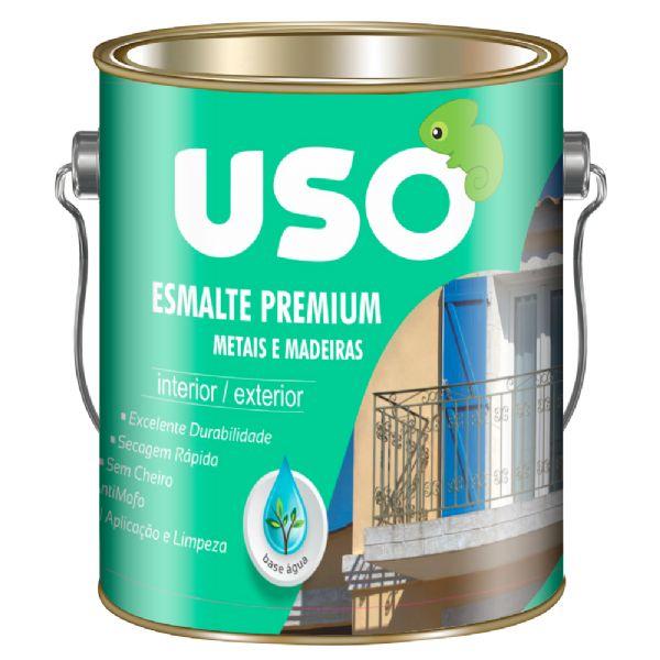 Tinta Esmalte Premium Semi Brilho