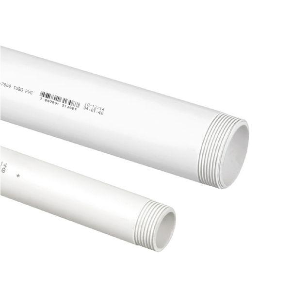 Tubo de PVC Roscável