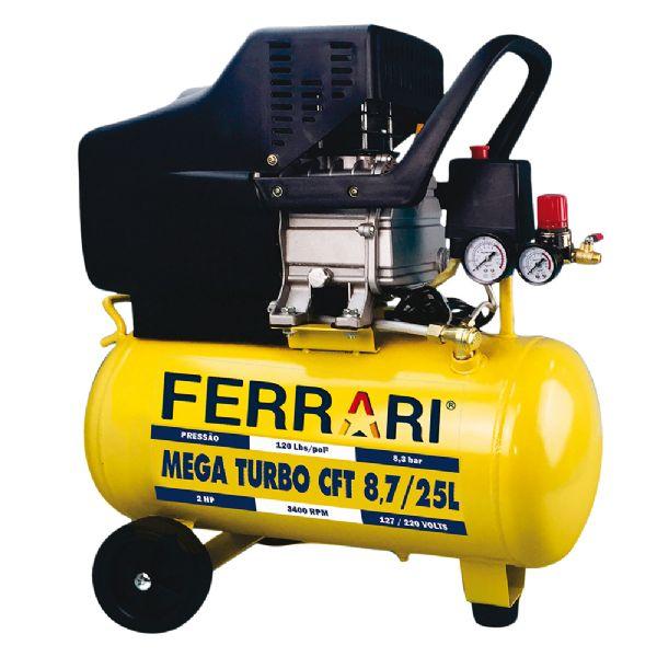 Compressor de Ar Mega Turbo