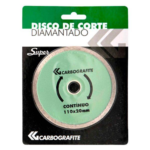 Disco Diamantado Continuo